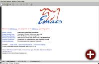 GNU Emacs 25.1