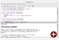 GNU Emacs 26.1