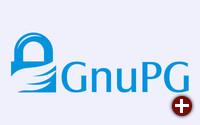 Logo von GnuPG