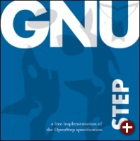Cover der GNUstep-CD