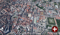 Google Earth 7: München in 3D