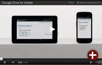 GoogleDrive und GoogleDocs für Android