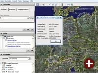 Google Earth für Linux