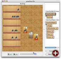 Eine Aufzug-Simulation in Greenfoot