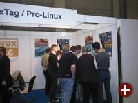 Großes Interesse an Linux