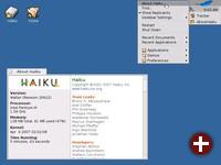 Der Haiku-Desktop