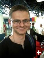 Hans-Joachim Baader aka hjb im Juni 1999