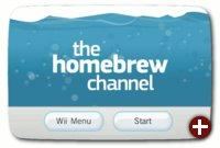 Der Homebrew-Channel auf der Wii
