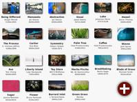 Hintergrundbilder für Linux Mint 19