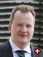 Holger Dyroff, stellvertretender Vorsitzender der Open Source Business Alliance