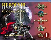 Heroes of Might and Magic III unter Linux