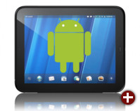 HP TouchPad bald mit Android?