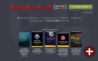 Humble Book Bundle: Code Your Own Games