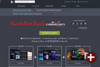 »Humble Book Bundle: Cybersecurity«