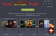 »Humble Classics Return Bundle«