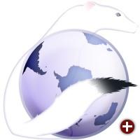 Vorschlag der Ubuntu-Nutzer für ein neues IceWeasel-Logo