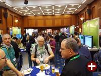Impressionen von der Susecon-Konferenzparty im Großen Ballsaal