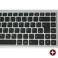 Rechte Seite der Tastatur