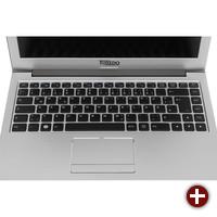 Tastatur und Touchpad