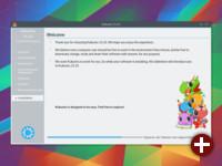 Installation von Kubuntu 15.10: Abschluss