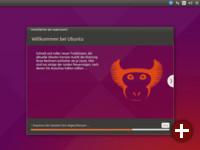 Installation von Ubuntu