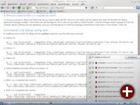 Installation von Updates in KDE von der Benachrichtigung aus