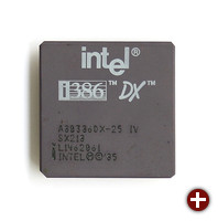 Intel i80386 DX-25
