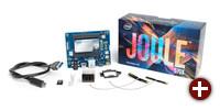 Entwicklerkit mit Intel Joule 570x und Erweiterungsboard