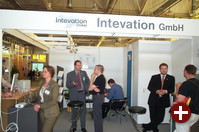 Intevation, eine der Firmen, die vollständig auf Open Source setzen. Die Firma ist Spezialist für geografische Informationssysteme und war federführend bei der Entwicklung der Groupware Kolab im Auftrag des BSI.