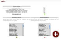 IPFire: Das System kann mittels Add-ons um weitere Funktionen ergänzt werden