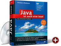 Cover von »Java ist auch eine Insel«, 10. Auflage