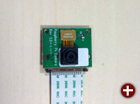 Kameramodul für den Raspberry Pi
