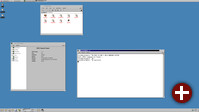 KDE 1.1.2 Desktop