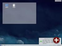 Update-Benachrichtigung in KDE