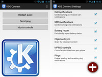 KDE Connect App