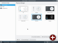 KDE-Einstellungen