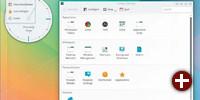 KDE Plasma 5.0 im Live-System