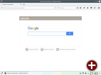 Firefox in Kubuntu