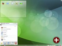 KDE SC 4.4.4 unter OpenSuse 11.3