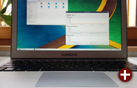 KDE-Slimbook mit KDE Neon