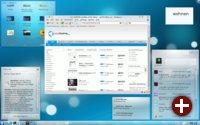 Web-Integration im Desktop