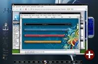 KDE und Xairon-Compiz
