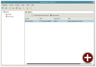 Keepassx 2.0 unter Linux