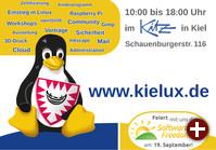Kieler Open Source und Linux Tage 2016