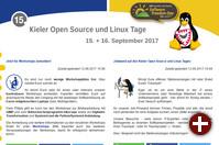 Kieler Open Source und Linux Tage