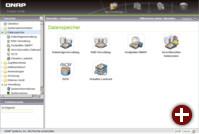 Konfiguration von Datenspeichern - LVM fehlt leider