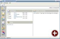 Der Groupware-Client Kontact