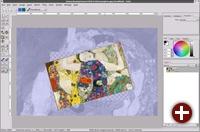 Das pixelbasierte Bildbearbeitungsprogramm Krita