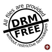 Label für DRM-freie Angebote