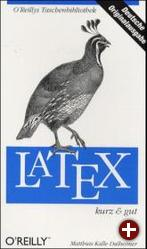Cover von LaTeX kurz & gut